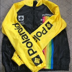 f6fd1ccd4 Polaroid Jackets & Coats   Rare Be Original Windbreaker Jacket ...
